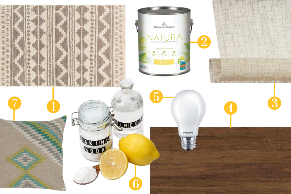 Earth Friendly Home Products
